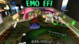 Demoscene Pinball by Itchi / Lonely Coders